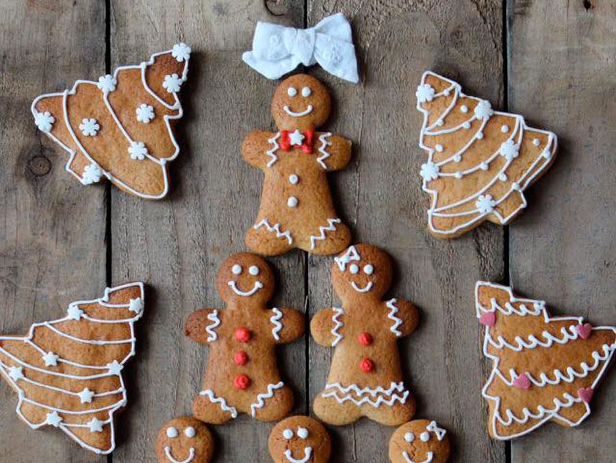 Biscotti di pan di zenzero gingerbread ci piace cucinare for Cucinare zenzero