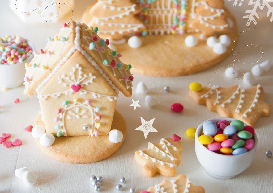 Casetta Di Natale Con Biscotti : A dieta da lunedì casetta di pan di zenzero gingerbread