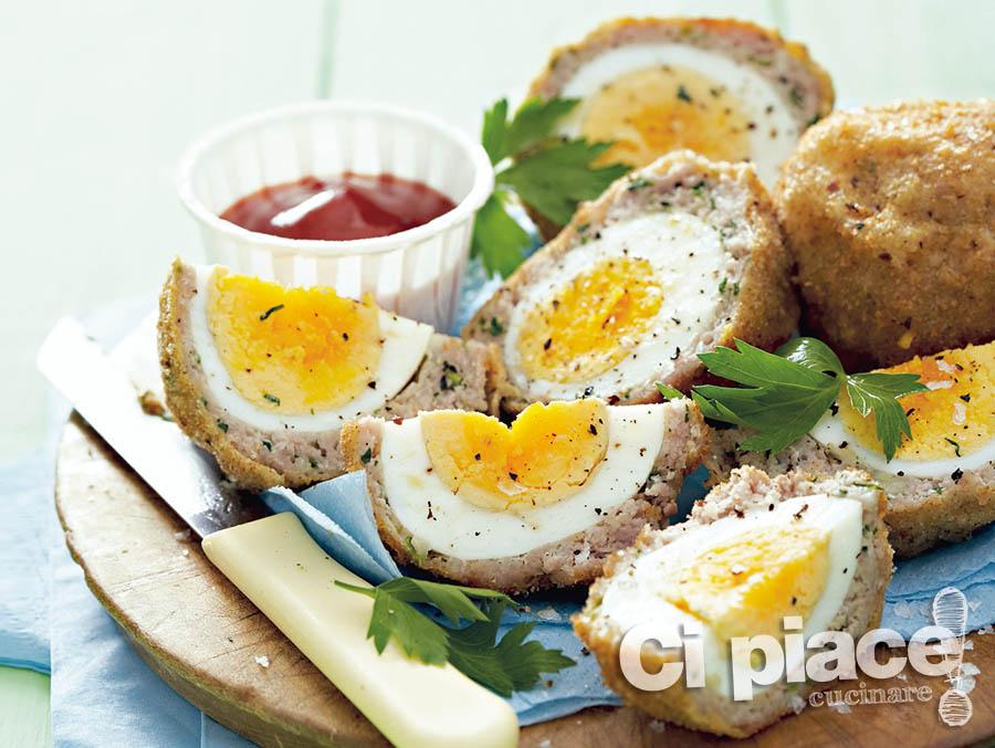 Uova in crosta