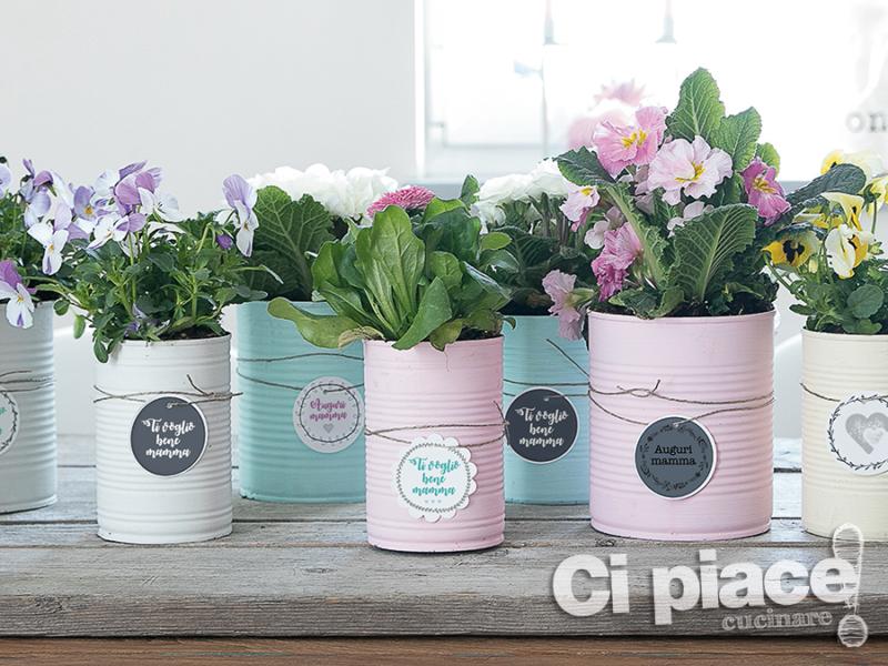 I fiori per la mamma