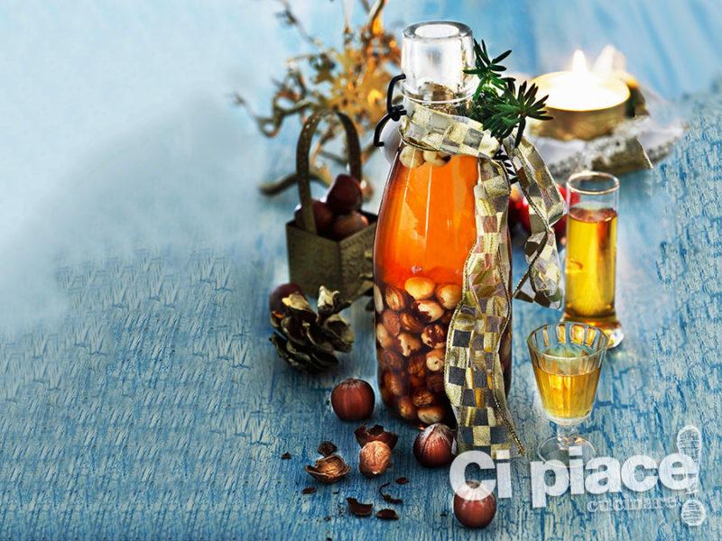 Liquore di nocciole