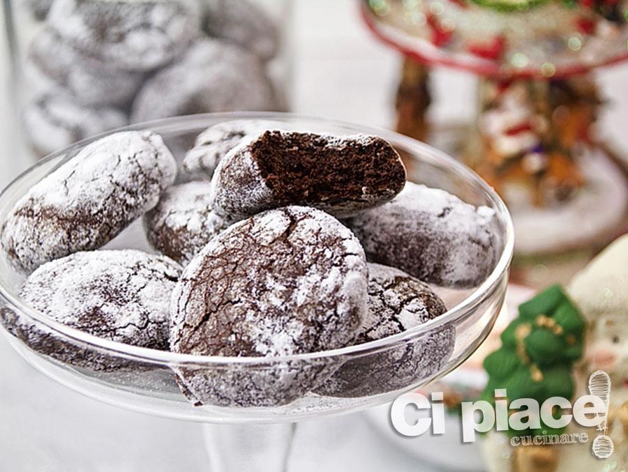 Dolci Palline Di Natale.Biscotti Americani Di Natale Ci Piace Cucinare