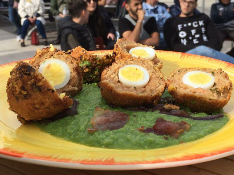 Caccia alle uova (di quaglia!)